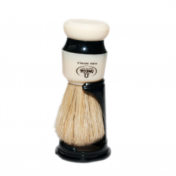 Omega 80097 - 100% Boar Bristle Shaving Brush (with stand)