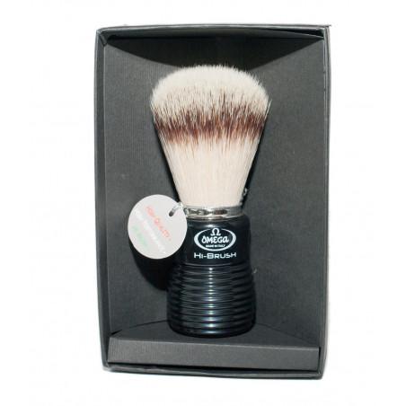 Omega 46081 single brush (plastic handle) in gift box