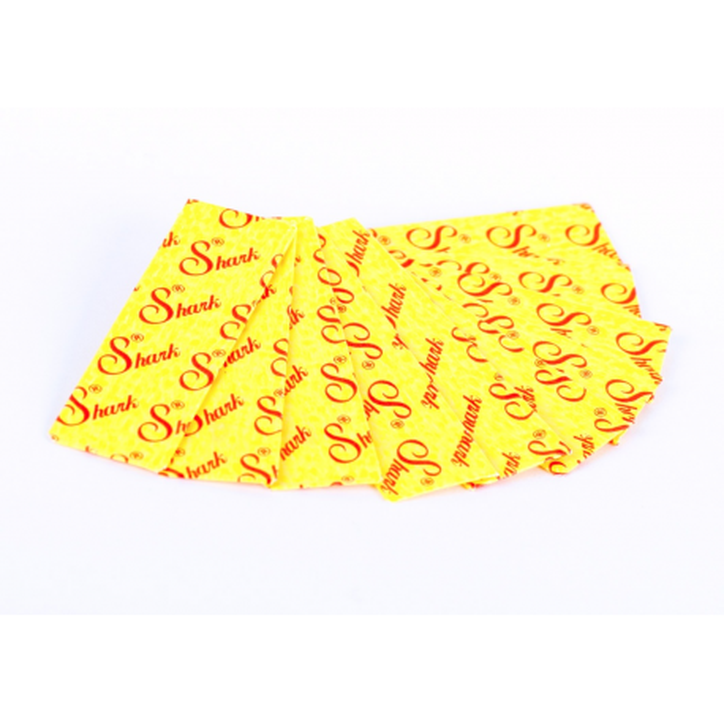 Shark-partaterät shavetteen - 10 kpl