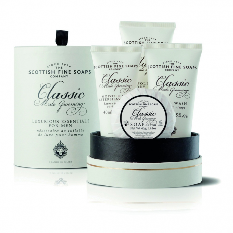 The Scottish Fine Soaps Company Luxurious Gift Set