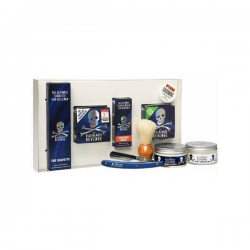 The Bluebeards Revenge 'Cut Throat' Shavette Kit (Gift Boxed)