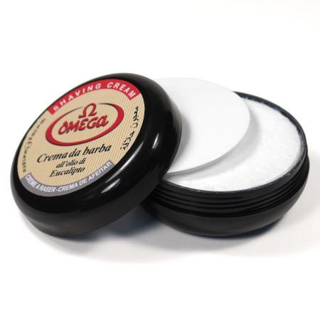 Omega Shaving Cream in Bowl 150ml