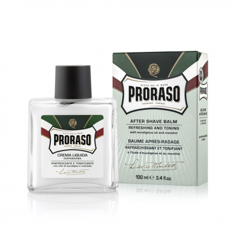 Proraso After Shave Balm - GREEN