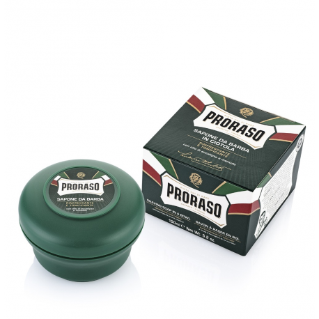 Proraso Shaving Soap - GREEN