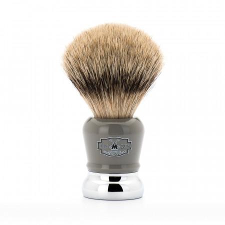 Anniversary shaving brush from MÜHLE - 70 years
